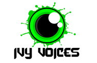 Logo for Ivy Voices - Entry #78