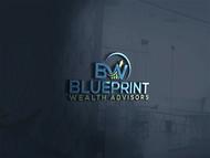 Blueprint Wealth Advisors Logo - Entry #146