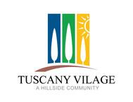 Tuscany Village Logo - Entry #126