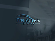 The Air Pro's  Logo - Entry #177