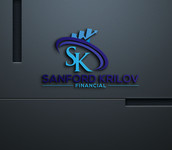 Sanford Krilov Financial       (Sanford is my 1st name & Krilov is my last name) Logo - Entry #201