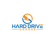Hard drive garage Logo - Entry #255