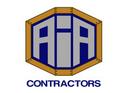 AIA CONTRACTORS Logo - Entry #74