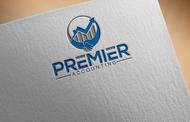 Premier Accounting Logo - Entry #435