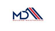 MD Building Maintenance Logo - Entry #135