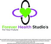 Forever Health Studio's Logo - Entry #157