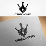CredKing Logo - Entry #82