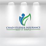 Chad Studier Insurance Logo - Entry #281