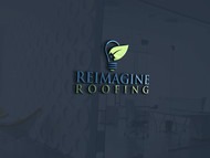 Reimagine Roofing Logo - Entry #160