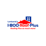 1-800-Roof-Plus Logo - Entry #183