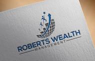 Roberts Wealth Management Logo - Entry #366