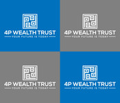 4P Wealth Trust Logo - Entry #225