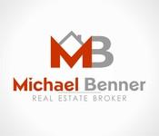 Michael Benner, Real Estate Broker Logo - Entry #131