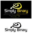 Simply Binary Logo - Entry #1