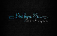 Drifter Chic Boutique Logo - Entry #140