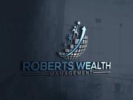 Roberts Wealth Management Logo - Entry #365