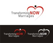 Your MISSION : Transforming Marriages NOW Logo - Entry #18