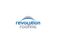 Revolution Roofing Logo - Entry #370