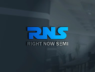 Right Now Semi Logo - Entry #135