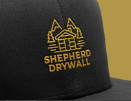 Shepherd Drywall Logo - Entry #147