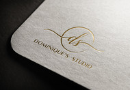 Dominique's Studio Logo - Entry #190