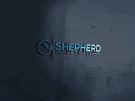 Shepherd Drywall Logo - Entry #333