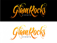 Glamrocks Events needs your design skills! Logo - Entry #54