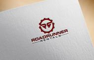 Roadrunner Rentals Logo - Entry #4