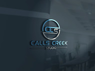 Calls Creek Studio Logo - Entry #33