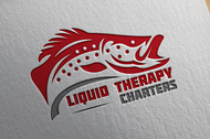 Liquid therapy charters Logo - Entry #105