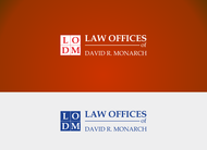 Law Offices of David R. Monarch Logo - Entry #149