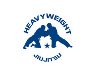 Heavyweight Jiujitsu Logo - Entry #20