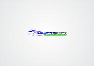 DwnShift  Logo - Entry #34