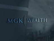 MGK Wealth Logo - Entry #151