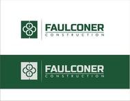 Faulconer or Faulconer Construction Logo - Entry #126