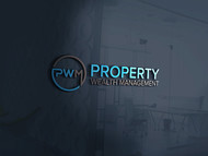 Property Wealth Management Logo - Entry #92