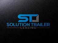 Solution Trailer Leasing Logo - Entry #216