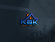KBK constructions Logo - Entry #45