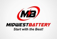 Midwest Battery Logo - Entry #32