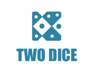 Two Dice Logo - Entry #4