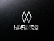 Lindimar Metal Recycling Logo - Entry #346
