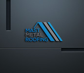 Mast Metal Roofing Logo - Entry #61