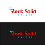 Rock Solid Seafood Logo - Entry #35