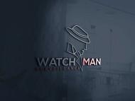 Watchman Surveillance Logo - Entry #296