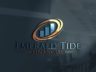 Emerald Tide Financial Logo - Entry #184