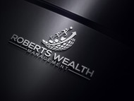 Roberts Wealth Management Logo - Entry #362
