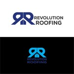 Revolution Roofing Logo - Entry #137