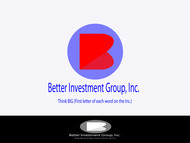 Better Investment Group, Inc. Logo - Entry #174
