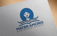 Mater Amoris Montessori School Logo - Entry #369