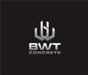BWT Concrete Logo - Entry #445